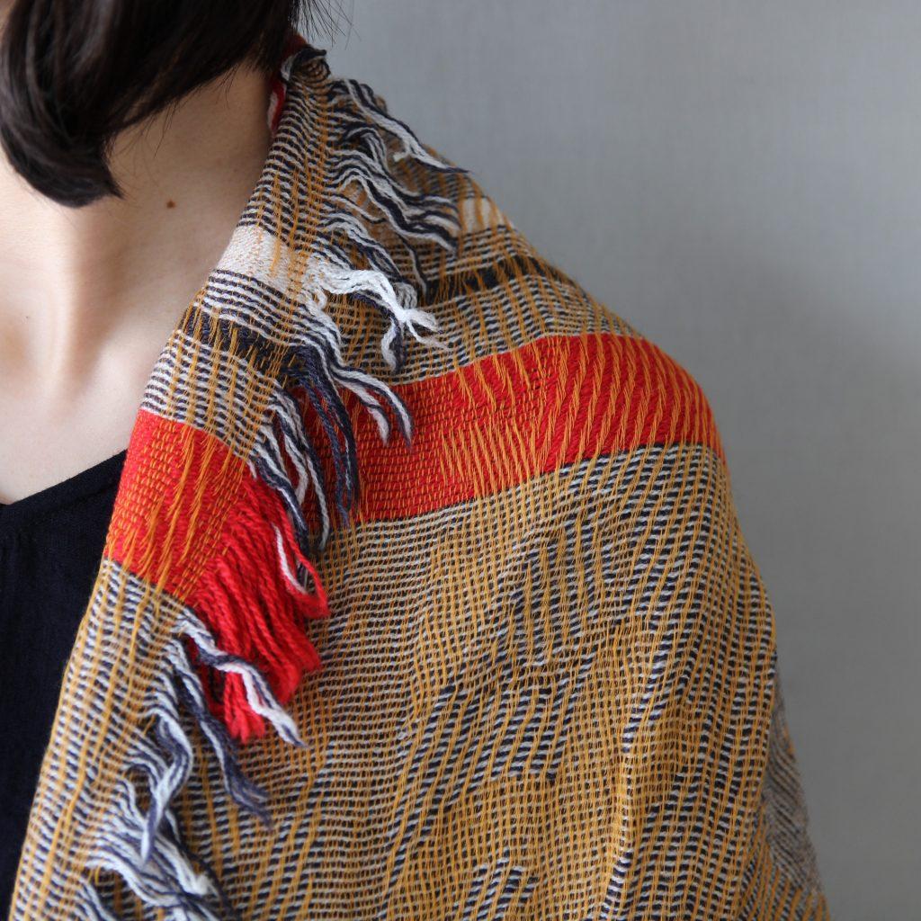 tamakiniime shawl タマキニイメ ショール