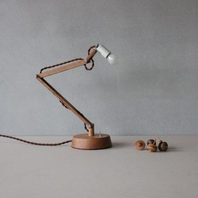 chikuni 丸台座照明 main