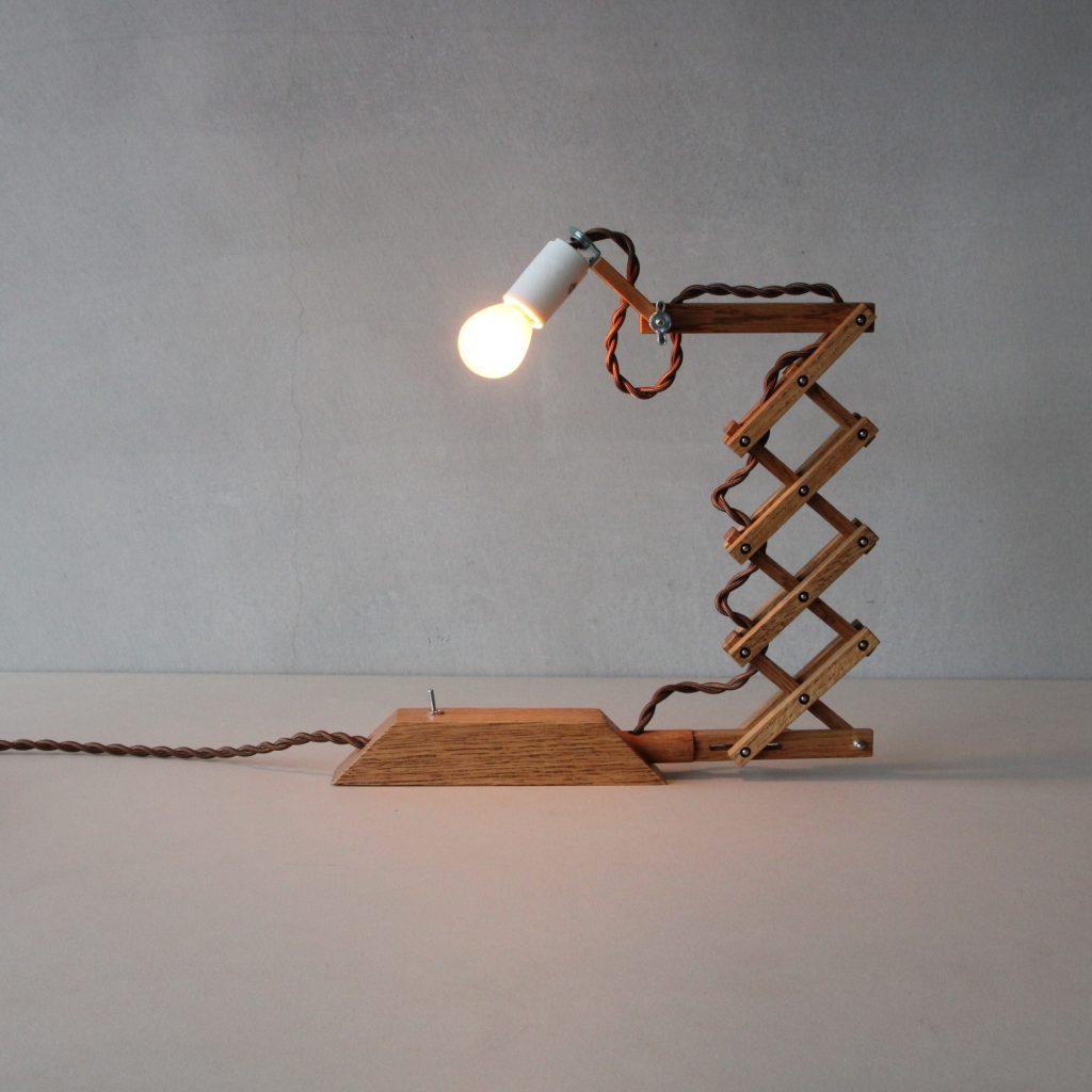 chikuni 蛇腹照明 1